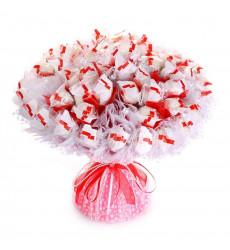 «Большой букет из конфет Раффаэлло»