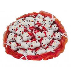 «Букет из 27 игрушек Хэллоу Китти»
