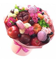 «Букет из фруктов Сладкая история»