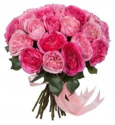 Букет из 15 роз Baronessa и Mariatheresia «Консуэла»
