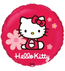 Воздушный шар с Hello Kitty «Твоя Китти»