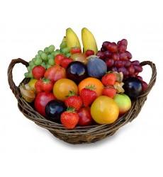 Фруктовая корзина с ароматными фруктами «Прихоть королевы»