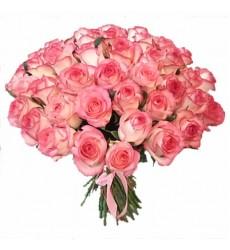Букет из 51 розы «Всегда желанная»