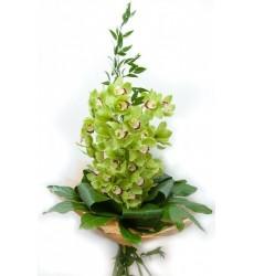 Букет из 5 веток орхидеи «Цветочный изыск»