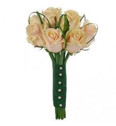 Букет невесты из 9 роз Талея «Быть любимой»