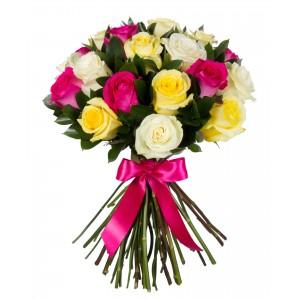 Букет из 13 роз «Мнемозина »