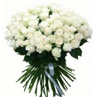 Букет  из 55 роз «Сокровенная мечта»