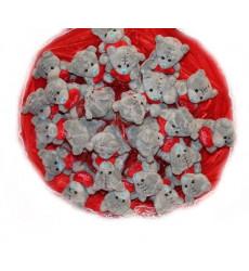 «Плюшевый букет из 25 медвежат Тедди»