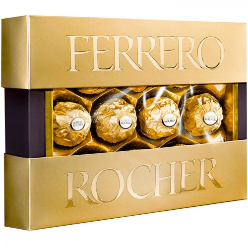 «Конфеты Ferrero Rocher»